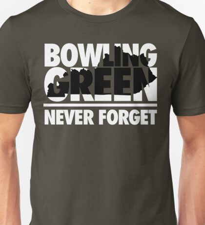 Bowling Green Massacre (White/Black) Unisex T-Shirt