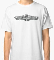 United States Navy Submarine Service, Dolphins Classic T-Shirt