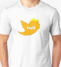 The Commander in Tweet ( Orange ) T-Shirt