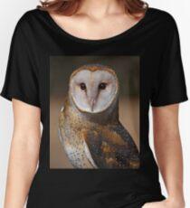 Barn Owl Women's Relaxed Fit T-Shirt