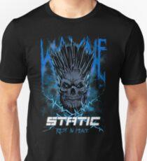 Static Skull T-Shirt