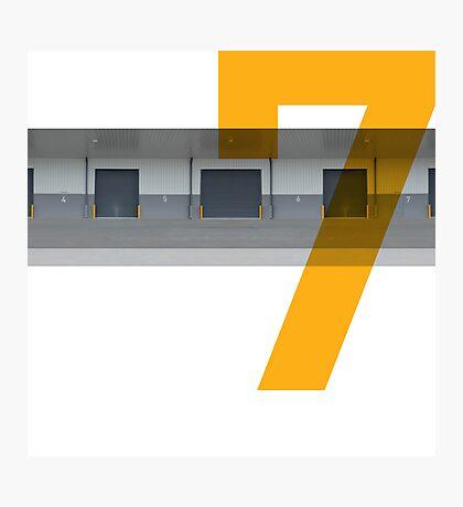 No. 7 (2) Photographic Print