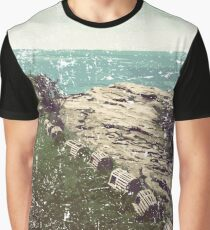 Atlantic Ocean View Graphic T-Shirt