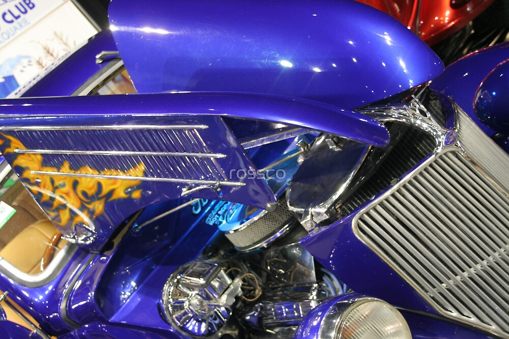 36 Ford by rossco