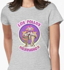 Los Pollos Hermanos Women's Fitted T-Shirt