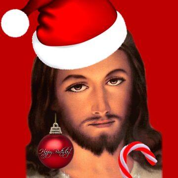Jesus' Birthday by ApostateAwake