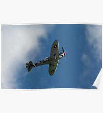 Spitfire Wings Poster