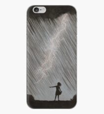 Lightning Girl iPhone Case