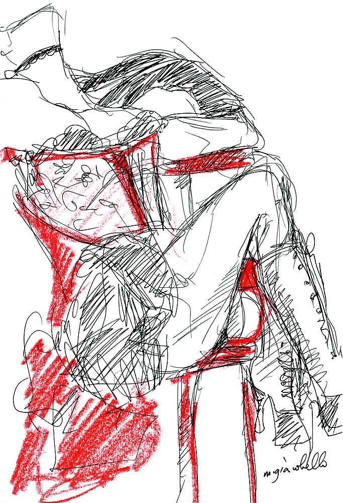 Recline by michelle giacobello