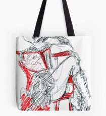 Recline Tote Bag