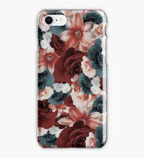 """Flower Fuse"" Pattern iPhone Case/Skin"