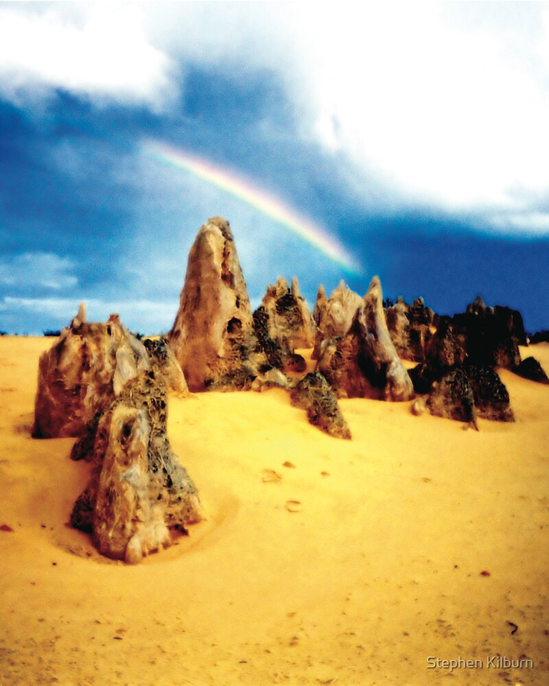 The Stormy Pinnacles by Stephen Kilburn