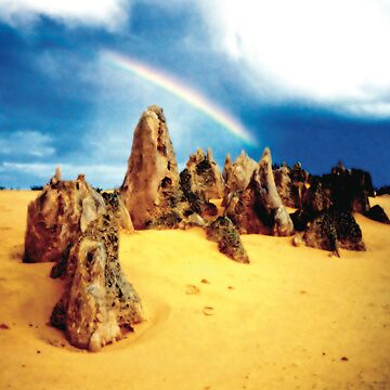 The Stormy Pinnacles by SteveKilburn