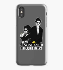 'The Kingslayer Brothers' iPhone Case/Skin