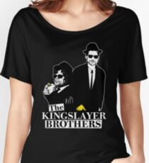 'The Kingslayer Brothers' Women's Relaxed Fit T-Shirt