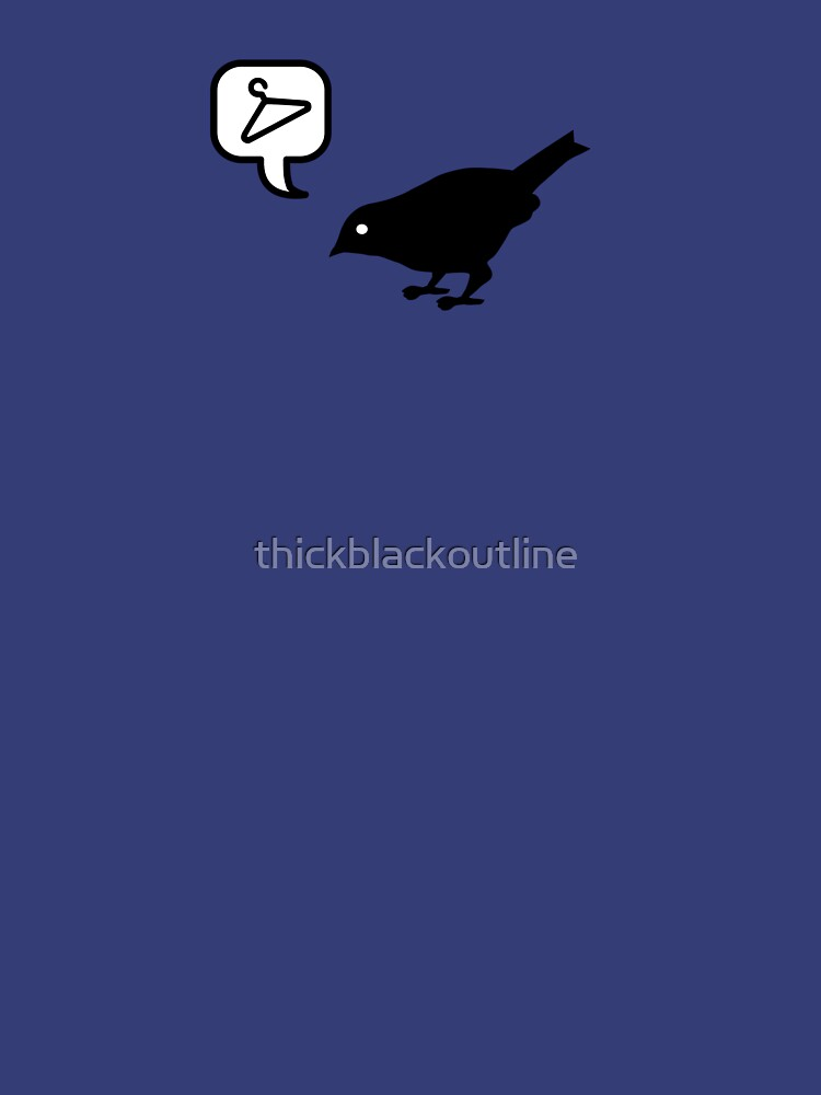 a little birdie told me by thickblackoutline