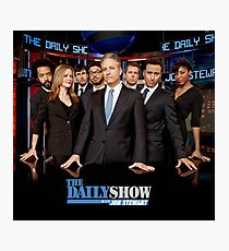 The Daily Show Photographic Print