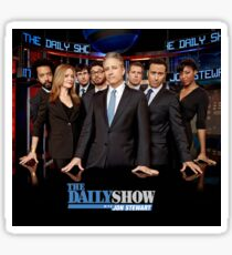 The Daily Show Sticker