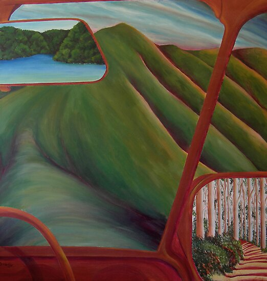 journey by Deborah Hally
