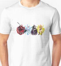 Team RWBY Volume 1 & Emblems Unisex T-Shirt