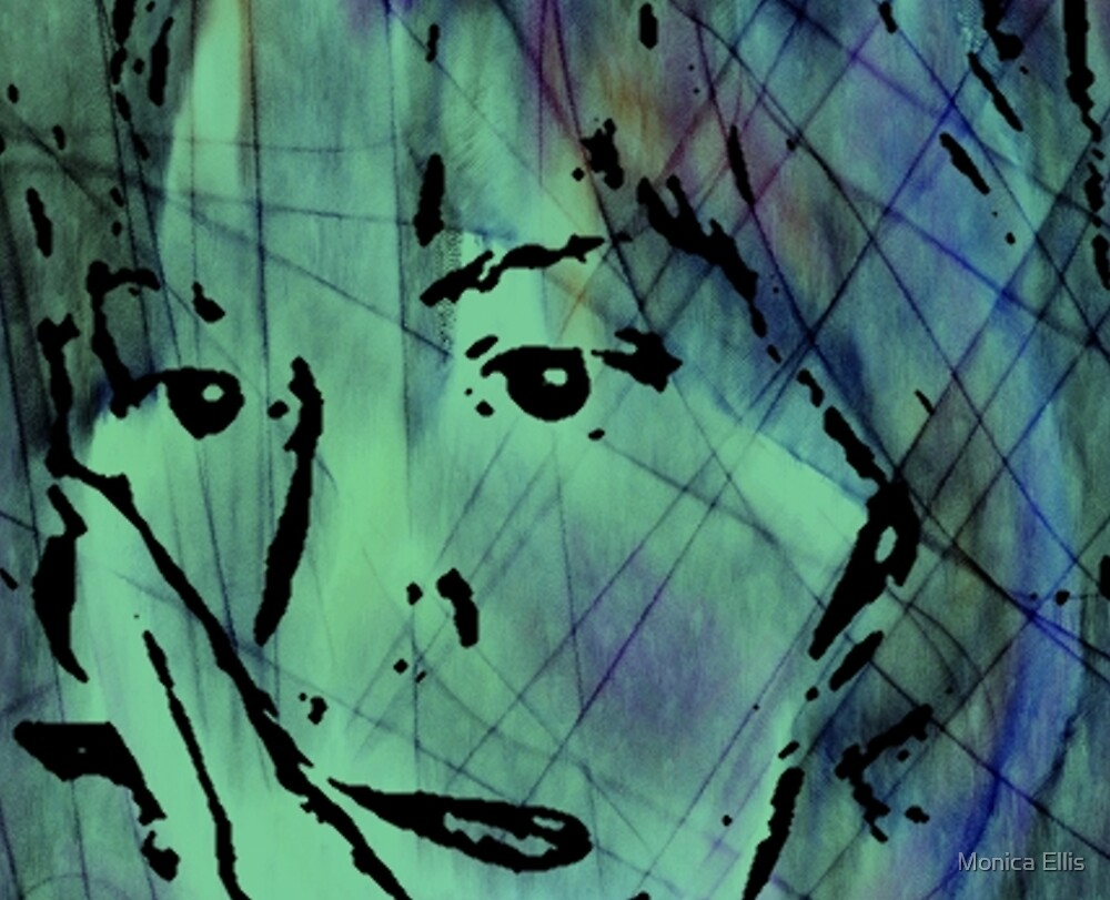 A Green Stare by Monica Ellis