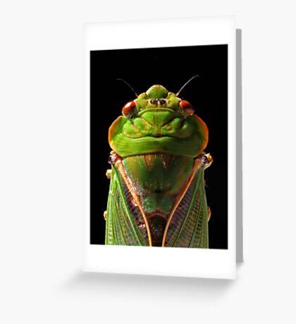 Greengrocer Greeting Card