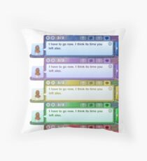The Sims 3  Throw Pillow
