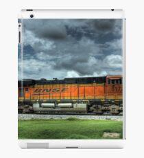 BNSF Train HDR iPad Case/Skin