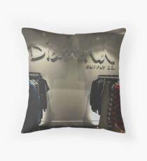Diamond Supply Co Store Logo Throw Pillow