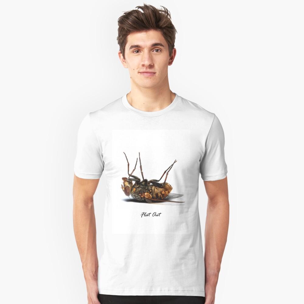 Flat Out Unisex T-Shirt Front