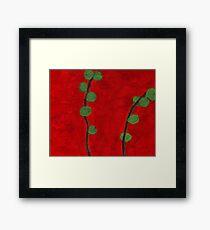 Abundant Figs Framed Print