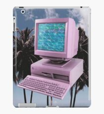 Vaporwave - PC iPad Case/Skin