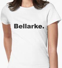 Bellarke. Women's Fitted T-Shirt
