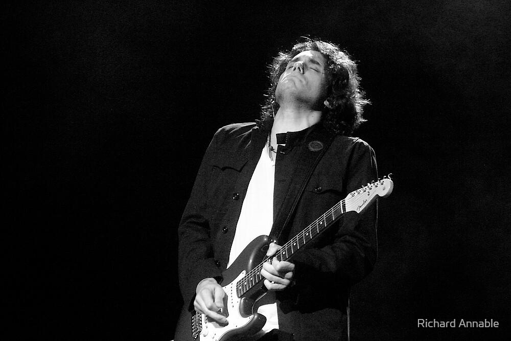 John Mayer - Belief by Richard Annable