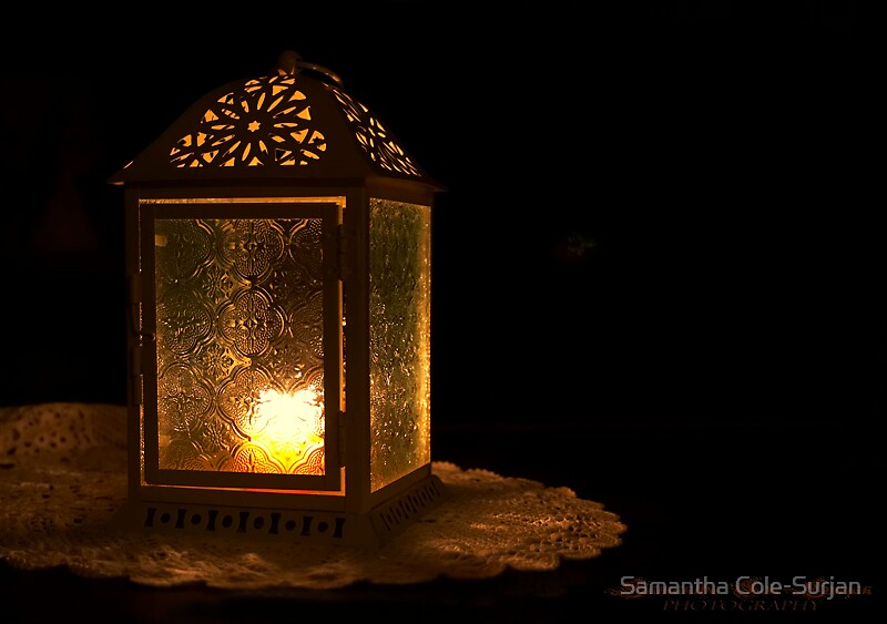 Golden Glow by Samantha Cole-Surjan