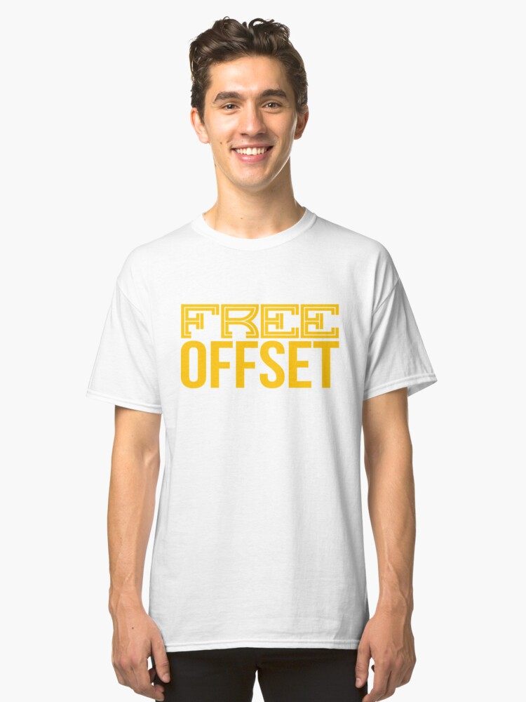 Funny Gift Free Offset Classic T-Shirt