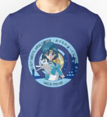 Sailor Mercury - Sailor Moon Crystal (rev. 1) Unisex T-Shirt