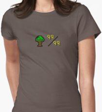 OldSchool Runescape 99 Woodcutting T-Shirt