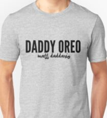 daddy oreo T-Shirt