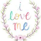 I Love Me by SpiritLeTitan