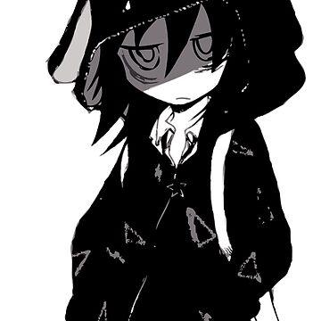 Kuroki Tomoko Hoodie by LinuxKllr