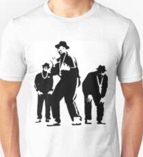 B-BOY HIP HOP SILOUETTE Unisex T-Shirt