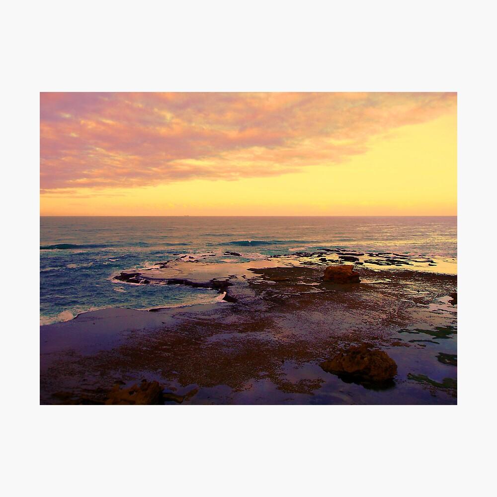 The Sunrise Series - Mornington Peninsula Photographic Print