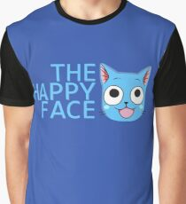 The Happy Face Graphic T-Shirt