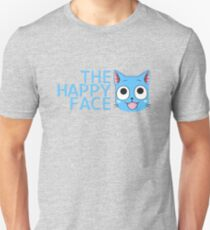 The Happy Face Unisex T-Shirt