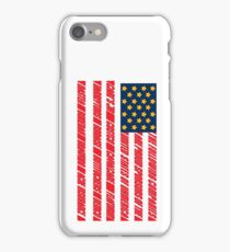 St. God Bless Uhmerica (Idiocracy) iPhone Case/Skin