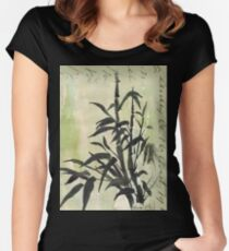 Magnificent plant Women's Fitted Scoop T-Shirt