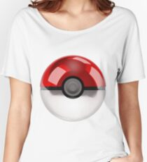Pokeball - Pokemon Women's Relaxed Fit T-Shirt