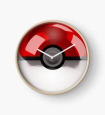 Pokeball - Pokemon Clock