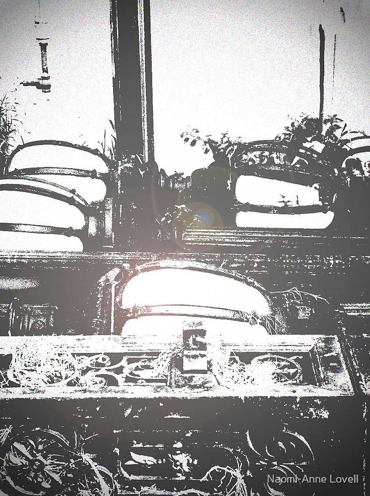 Forgoten Street Lights by Naomi-Anne Lovell